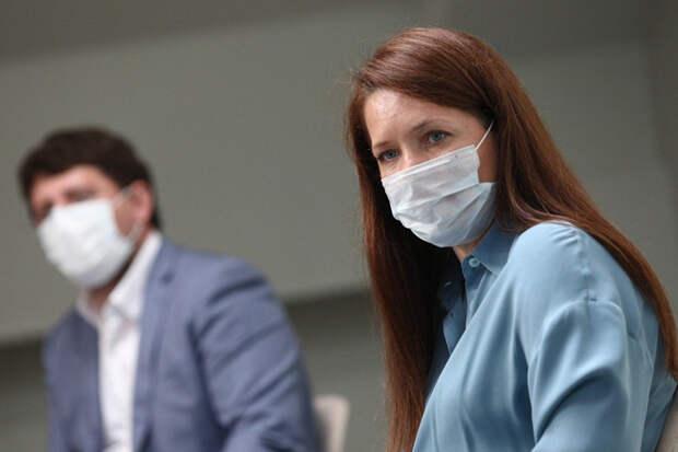 Почти у половины москвичей есть иммунитет к коронавирусу