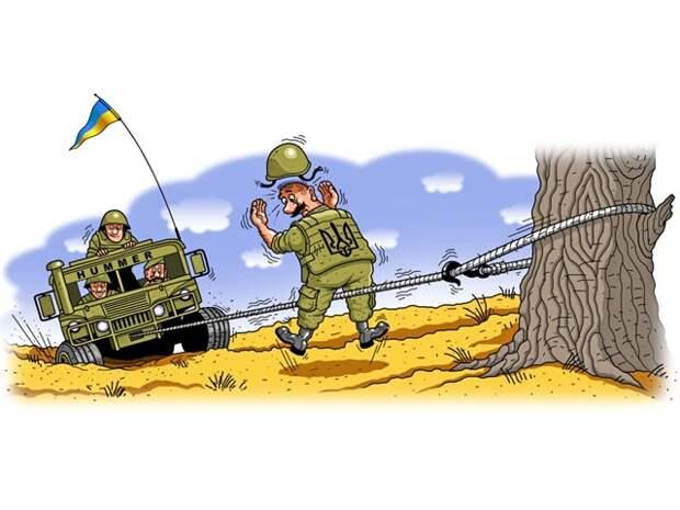 Что представляет собой армия «революции достоинства»