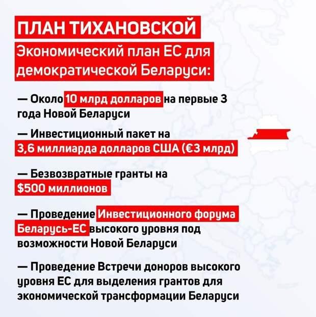 Белорусская оппозиция назначила награду за задержание и арест Александра Лукашенко