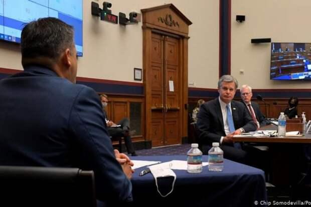 ФБР США обвинило Россию в попытках очернить Байдена
