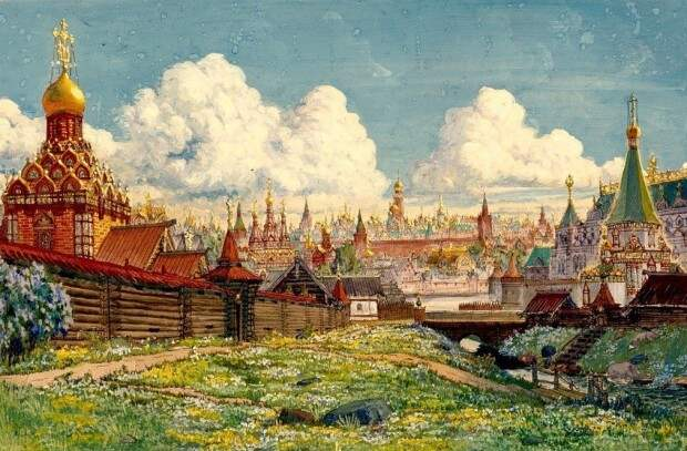 Три исторических основания будущего России