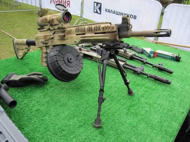 Сверхлегкий пулемет FN Evolys. Конкурент штурмовых винтовок