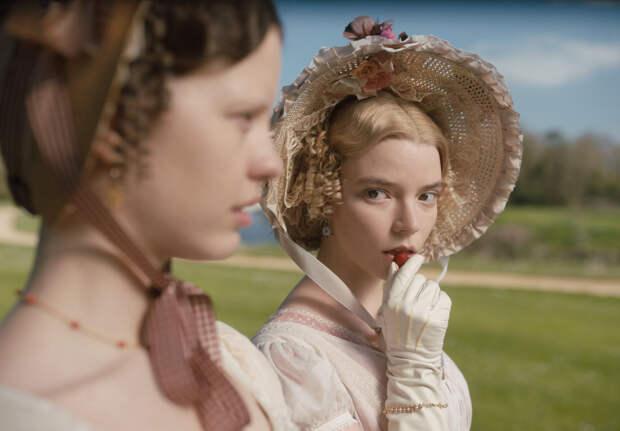 Вечная классика от Джейн Остин: 5 причин посмотреть романтическую комедию «Эмма»