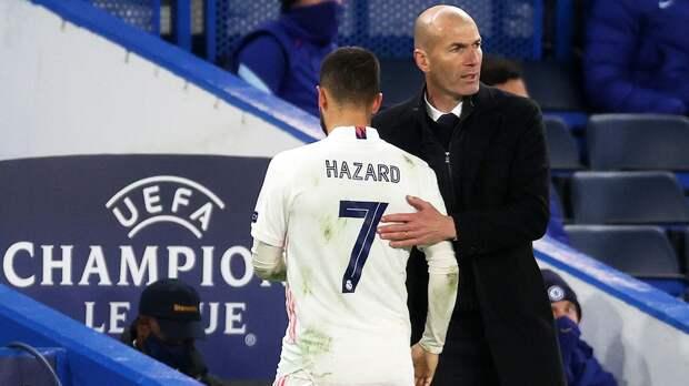 В Испании сообщили о готовности «Реала» продать Азара за 50 млн евро