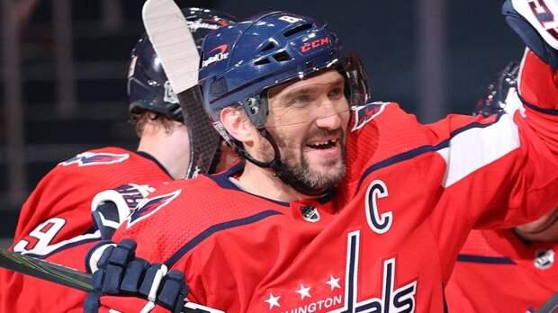 Овечкин признан первой звездой дня в НХЛ. Самсонов — третьей