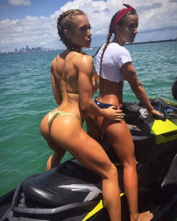 Спортивные девчонки (26 фото)
