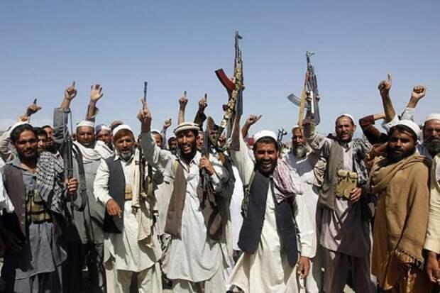 Смена поколений басмачей. К 15-летию санкций Совбеза «Талибану»