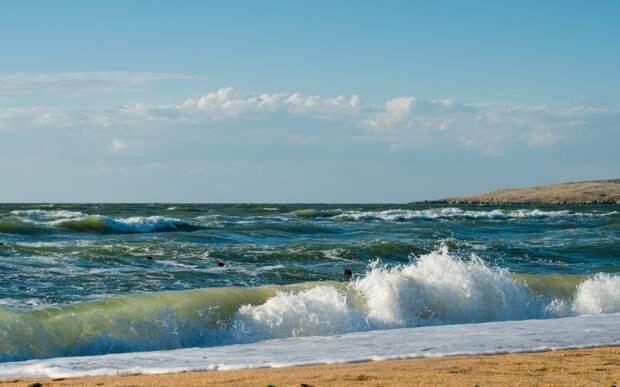 Интересные и малоизвестные факты об Азовском море