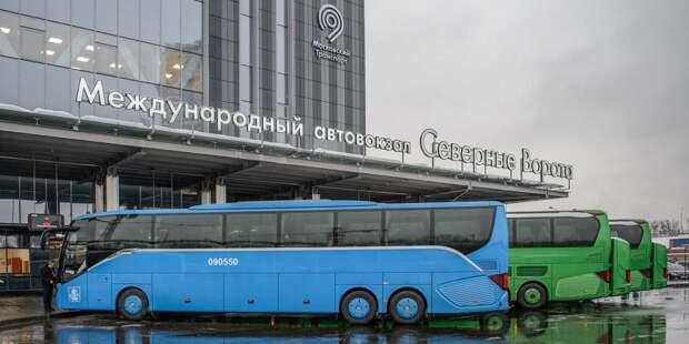 Ежедневные автобусные рейсы в Ржев запустят с автовокзала «Северные ворота»