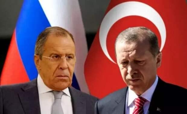 """""""Границу на замок, министров на ковер"""" – Лавров жестко предупредил Эрдогана, у Турции начинаются серьезные проблемы"""