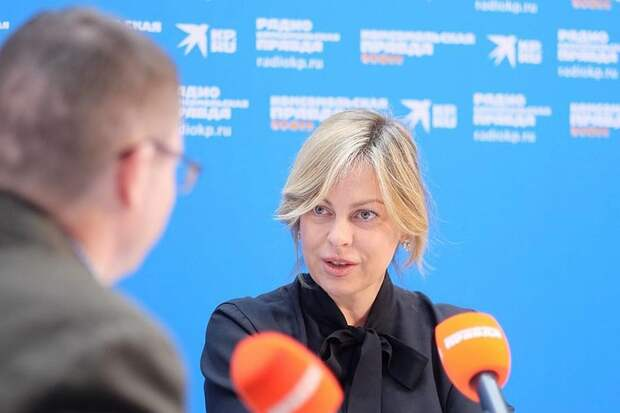 Елена Маринина, замдиректора фонда «Росконгресс»: «Задача понять место России в новом креативном мире»