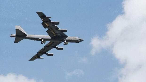 Бомбардировщики США отработали удары по российским объектам
