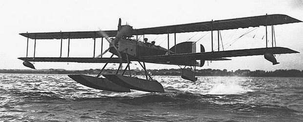 Бомбардировщик-торпедоносец Short S.184