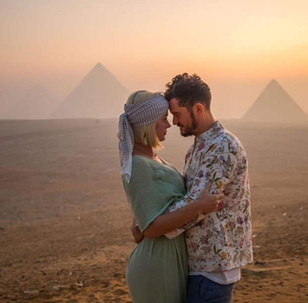 СМИ: Кэти Перри и Орландо Блум тайно поженились