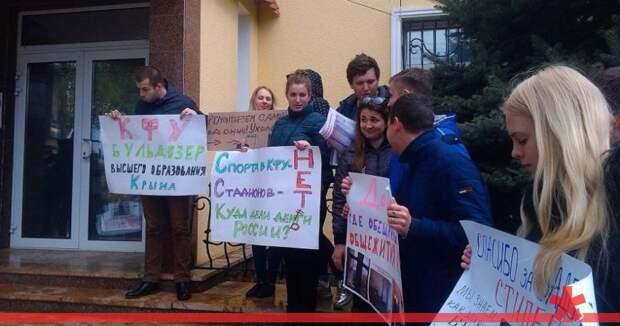 В Крымском федеральном университете сократят 30-40% преподавателей