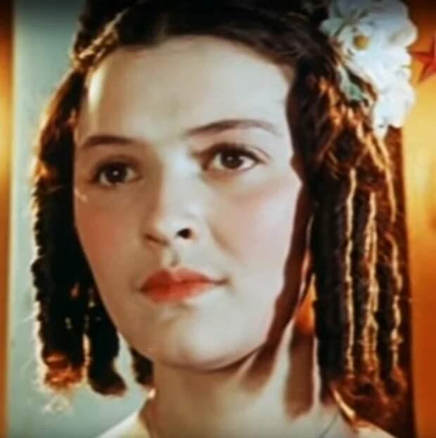 Карина Шмаринова в образе княжны Мери