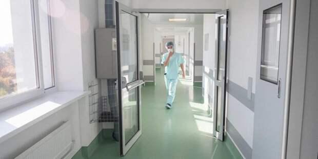 В Москве принудительно госпитализированы 134 нарушителя самоизоляции. Фото: mos.ru