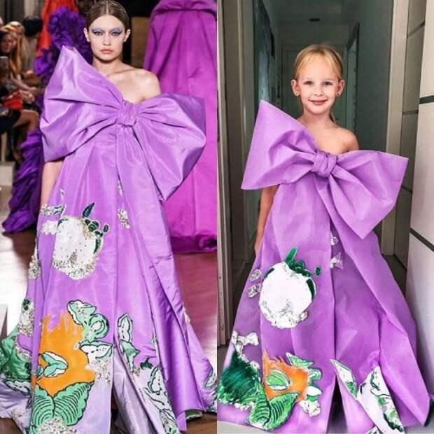 Бюджетные перевоплощения в знаменитостей от креативной матери и дочери