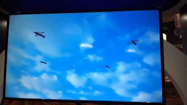 Комплекс Golden Horde расширит возможности американских ВВС