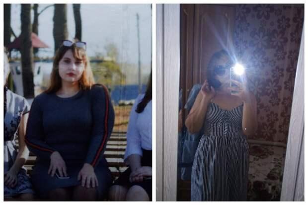 Анастасия Василькович: как похудеть на 19 кг за полгода. История подписчицы