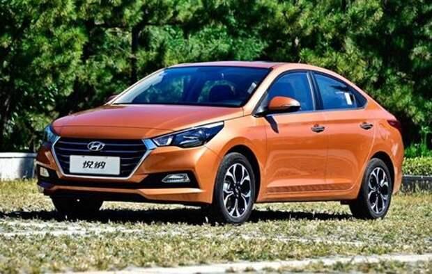 Новый Hyundai Solaris представят в России 6 февраля