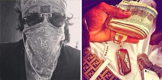 Мода наркокартелей