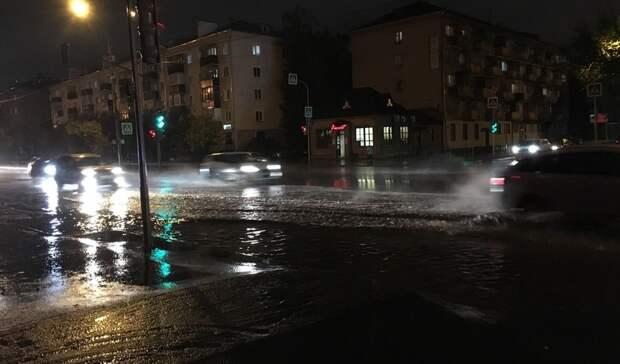 Татарстанцев предупредили огрозах ссильным ветром