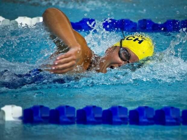 Россиянин установил мировой рекорд в плавании на дистанции 50м на спине