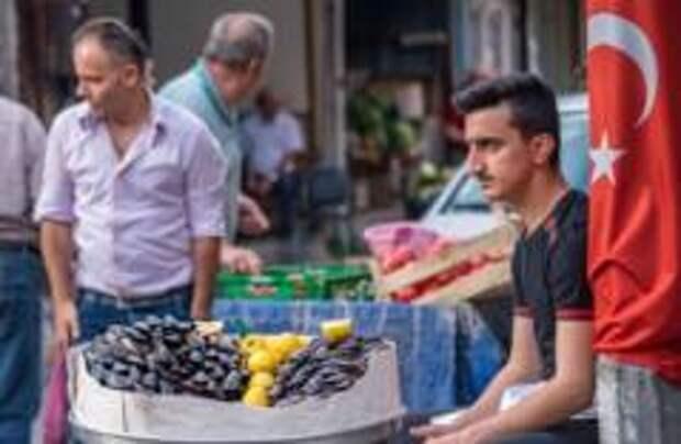 В уличной еде в Стамбуле нашли вредные бактерии