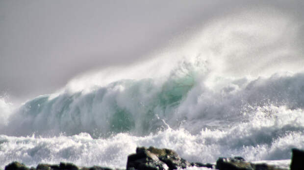 Вильфанд предсказал «трёхэтажные волны» на Дальнем Востоке