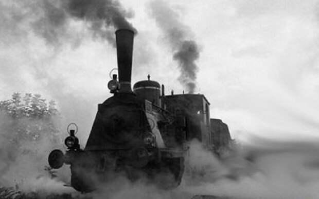 Поезда-призраки