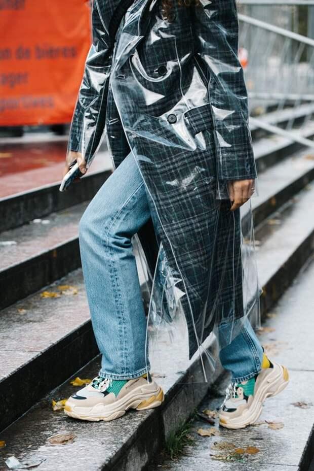 10 предметов гардероба, которые помогут оставаться стильной в дождливую погоду
