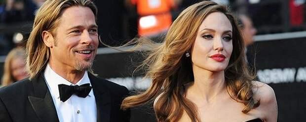Суд запретил детям Джоли давать показания против Питта