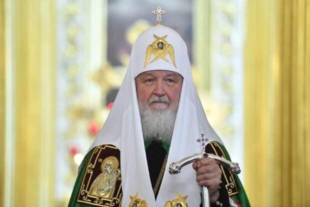 Патриарх Кирилл призвал «положить предел» суррогатному материнству в РФ