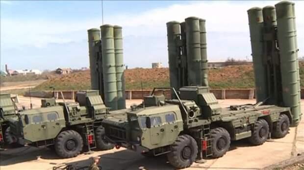 США намерены убедить Турцию отказаться отроссийских С-400