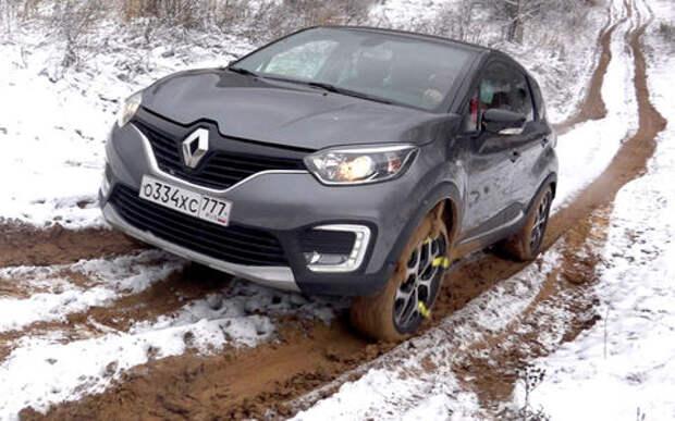 Превращаем Renault Kaptur в настоящий внедорожник. Эксперимент ЗР