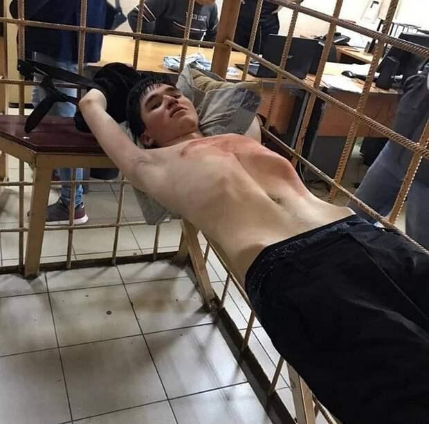 Установлена личность одного из стрелявших в казанской гимназии