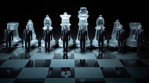 Время перестановок на глобальной шахматной доске