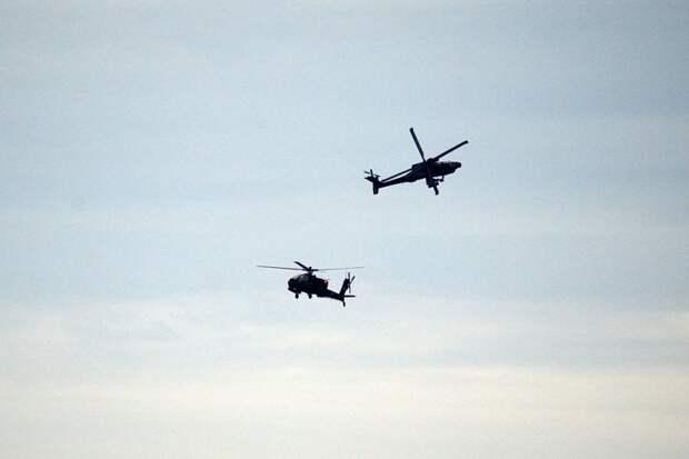 Спасатели Камчатки нашли тела двух человек на месте крушения Ми-2