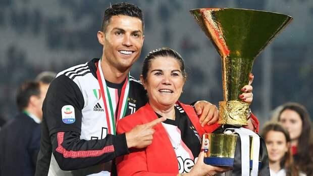 Роналду поздравил «Интер» с победой в Серии А и признался, что достиг поставленной цели в «Ювентусе»