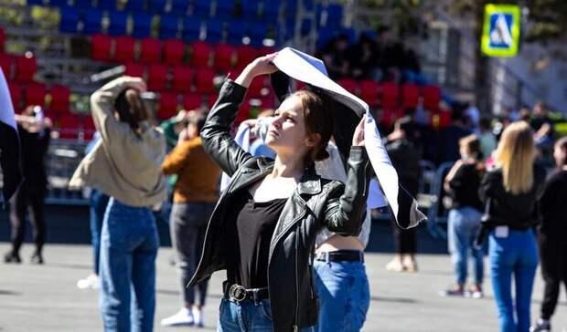 В Оренбурге в День Победы на площади Ленина состоится встреча прошлого и настоящего
