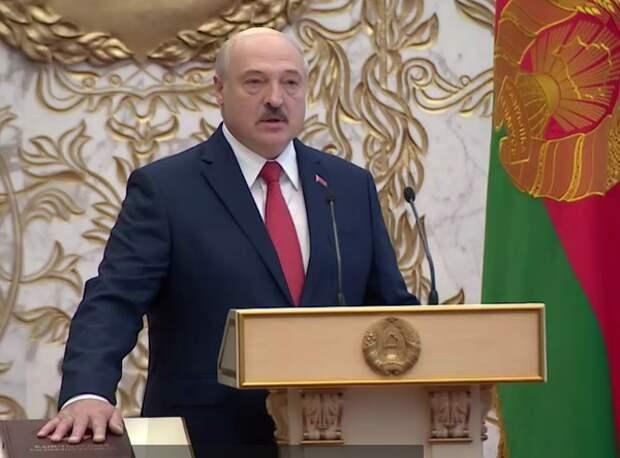 О необъявленной инаугурации Лукашенко не знал даже Путин?
