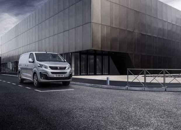 Новые Peugeot Expert и Citroen Jumpy приедут в Россию в этом году