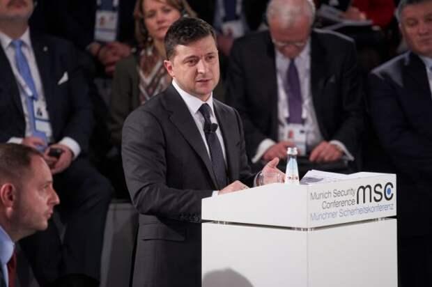Зеленский прибыл на Донбасс с послами Евросоюза