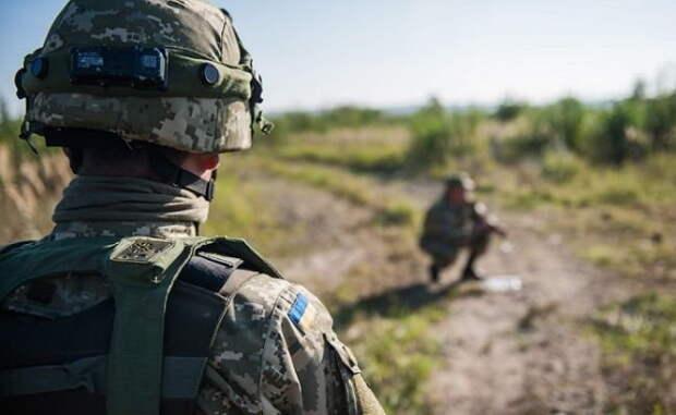 Из прибывшей на Донбасс бригады ВСУ разбежалась половина личного состава