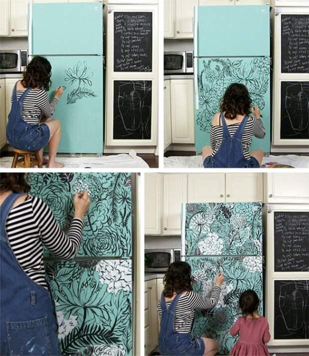 Обновляем холодильник (подборка идей)