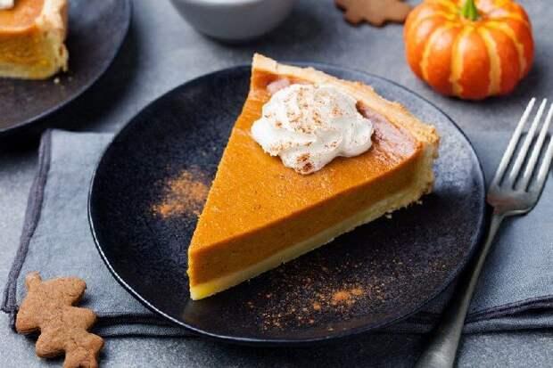 3 фантастически вкусных пирога из тыквы, приготовить которые проще простого