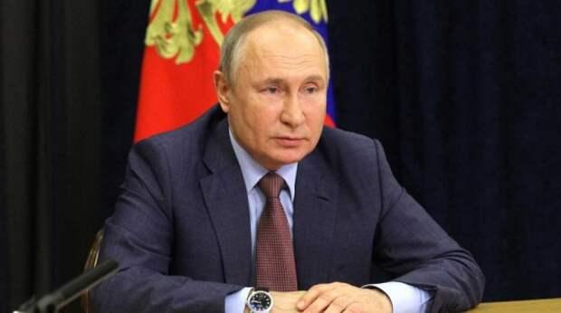 """""""Россия не обязана кормить всех"""": Путин ответил Зеленскому о транзите газа"""