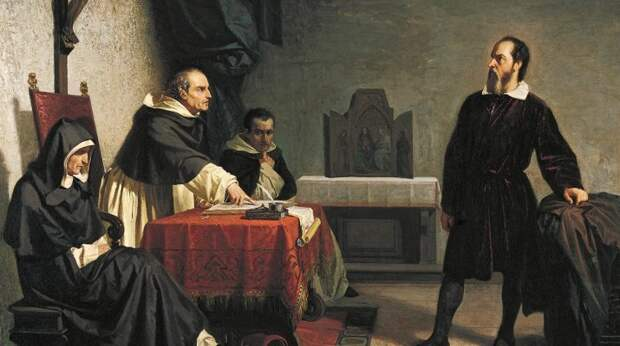 «А все-таки она вертится!»: история конфликта Галилео Галилея и католической церкви