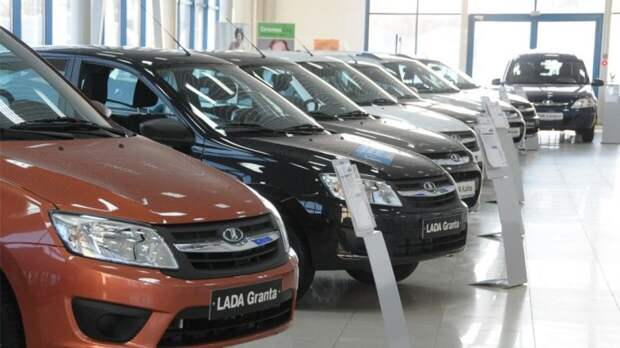 Продажи новых легковых машин могут вырасти в России